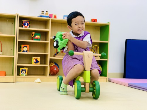 New childcare facilities put into social service in Macao